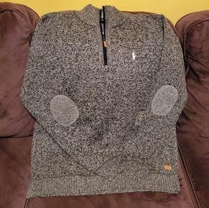 Polo Ralph Lauren Quarter Zip Sweater